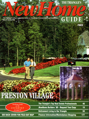 Preston Village New Home